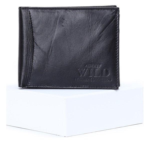 87e89c4e36af1 ... skórzany portfel męski - Portfel Kliknij
