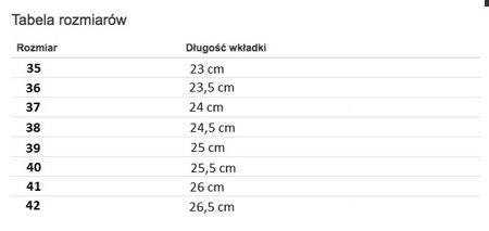 Brązowo- czarne, damskie trekkingi- Obuwie