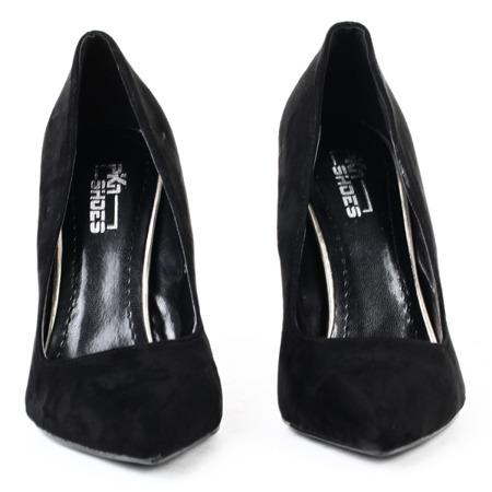Czarne klasyczne szpilki Koledian - Obuwie