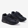 Czarne sneakersy chłopięce Maro - Obuwie